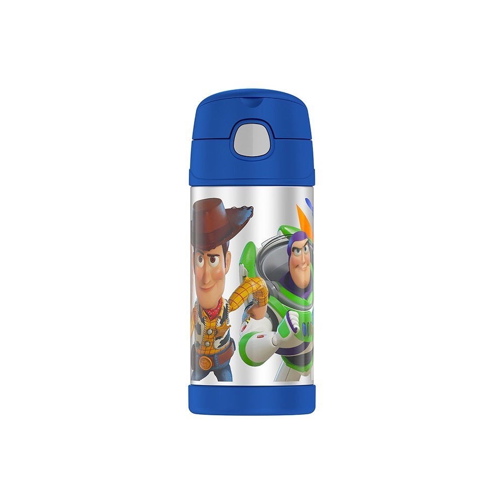 Thermos FUNtainer Stainless Steel Vacuum Insulated Drink Bottle 355ml Toy Story 4