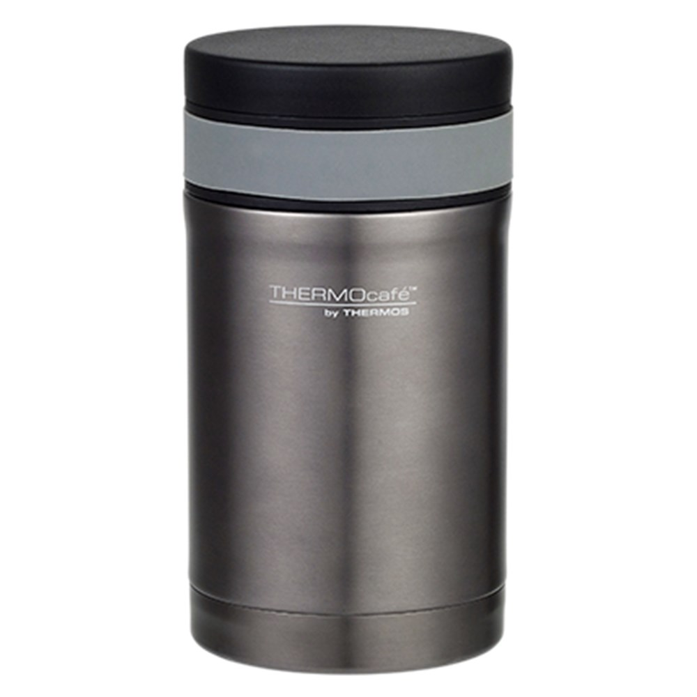 Thermos THERMOcafe Vacuum Insulated Food Jar 500ml Smoke