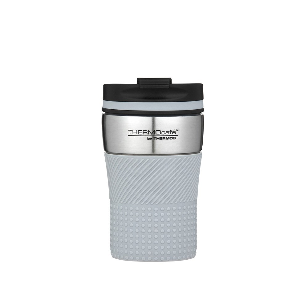 Thermos THERMOcafe Vacuum Insulated Travel Cup 200ml Grey