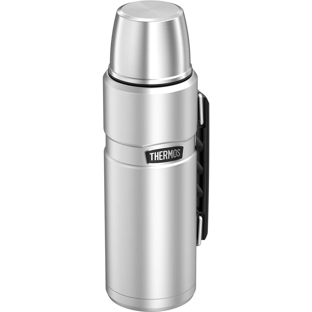 Thermos Stainless King 1.2L Beverage Flask Stainless Steel