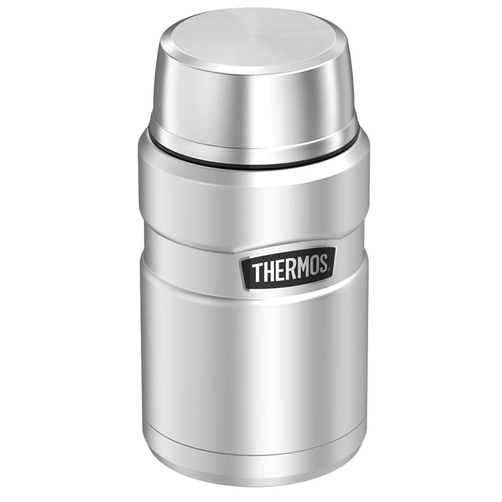 Thermos Stainless King 710ml Vacuum Insulated Food Jar Stainless Steel