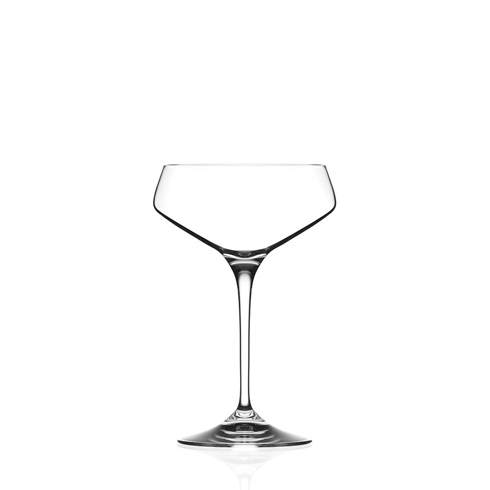 RCR Cristalleria Aria Coupe Champagne Glass 330ml - MIN ORDER QTY OF 6