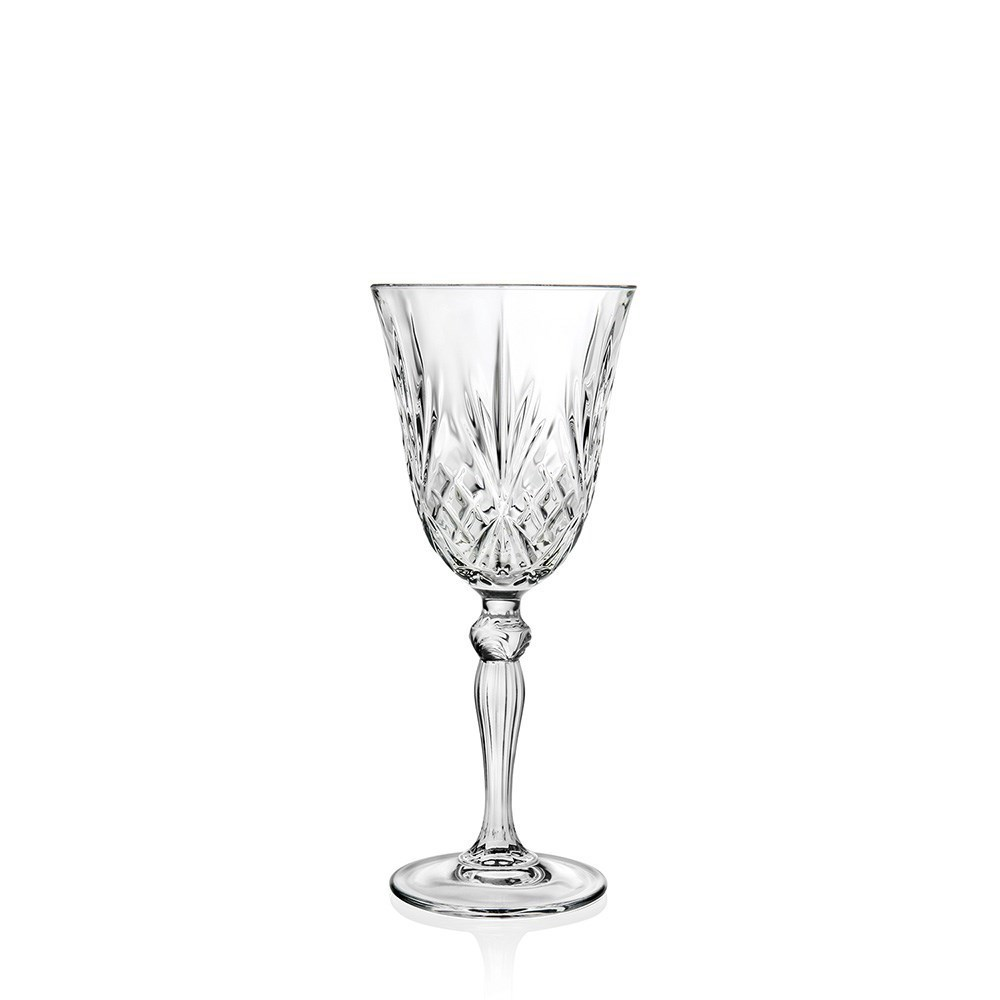 RCR Cristalleria Melodia White Wine Glass 210ml - MIN ORDER QTY OF 6