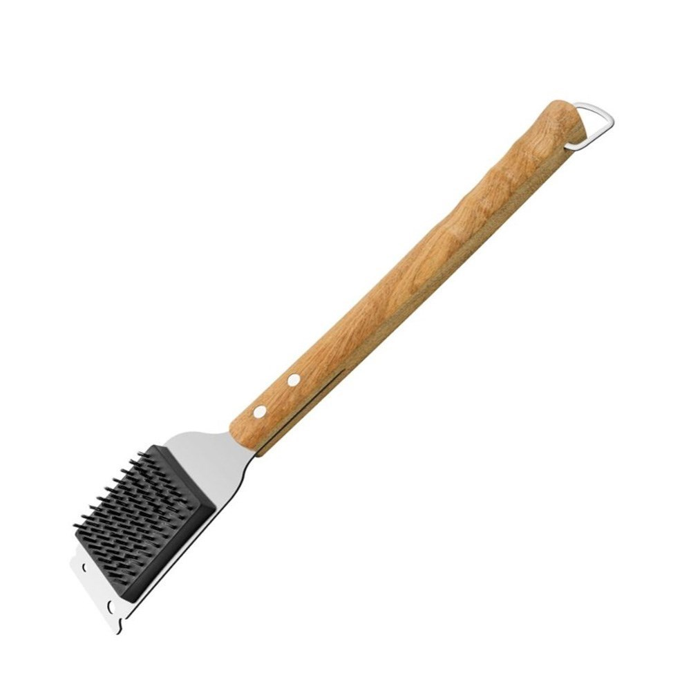Tramontina Churrasco FSC Certified Grill Cleaning Brush