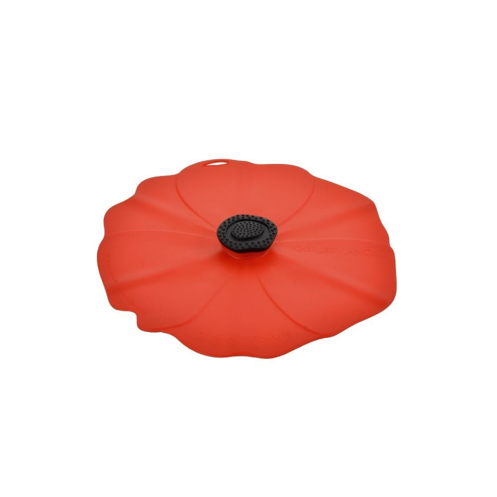 Charles Viancin Large Silicone Poppy Lid 28cm
