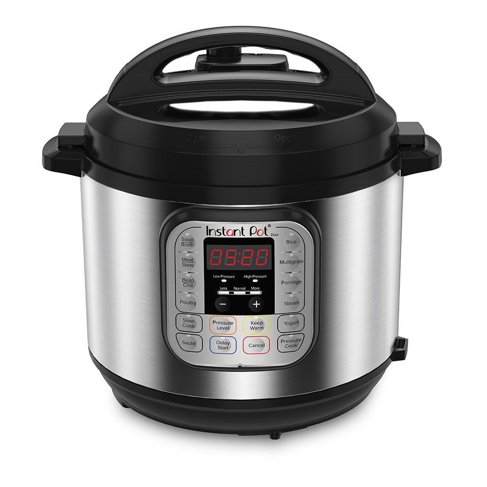 Instant Pot DUO Stainless Steel Multi Cooker 8L