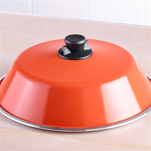 Bessemer Classic Baking Dish Lid 34cm Flame