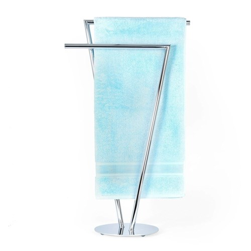 Better Living Sette Double Towel Stand Chrome