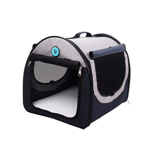 Bono Fido Portable Pet Home Carrier Soft Crate Large