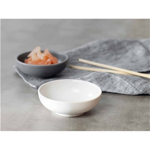 Alex Liddy Sauce Dish 8cm Set of 4 White