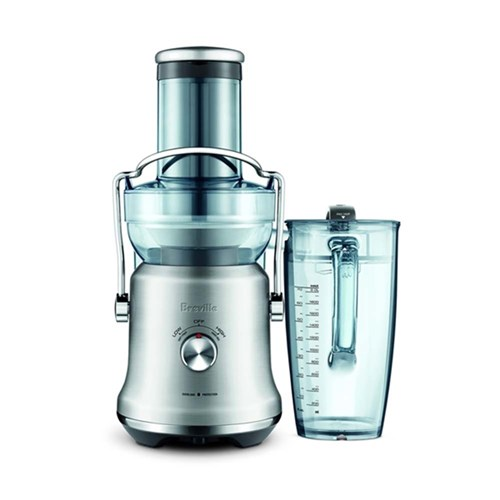 Breville The Juice Fountain Cold Plus Brushed Stainless Steel