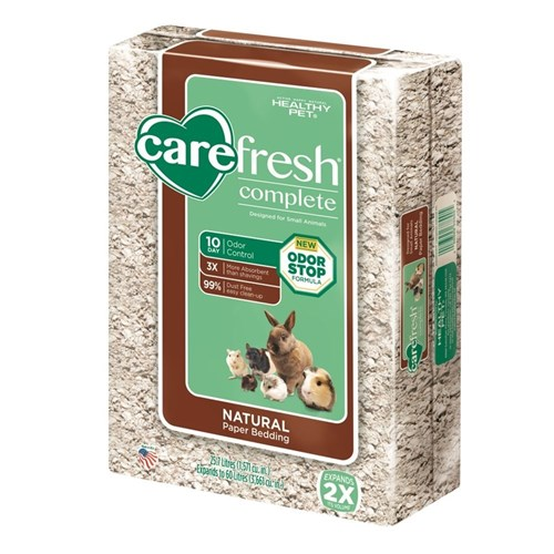 Carefresh Complete Natural Pet Bedding 60L
