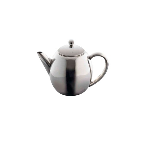 Baccarat Barista Brillante Double Walled Tea Pot 1.2L