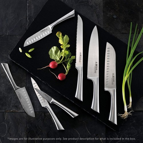 Baccarat Damashiro Mini Chef Knife 15cm