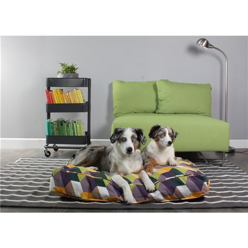 Molly Mutt Aurora Borealis Dog Bed Duvet Huge
