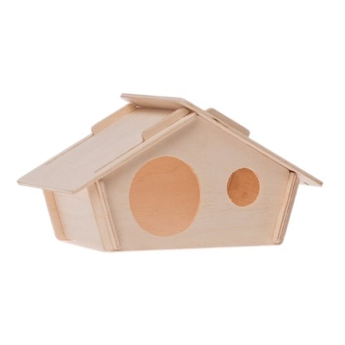 Zolux NEO Small Animal Wooden House