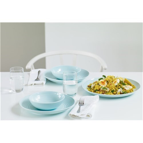 Royal Doulton Gordon Ramsay Maze Pasta Bowl Blue